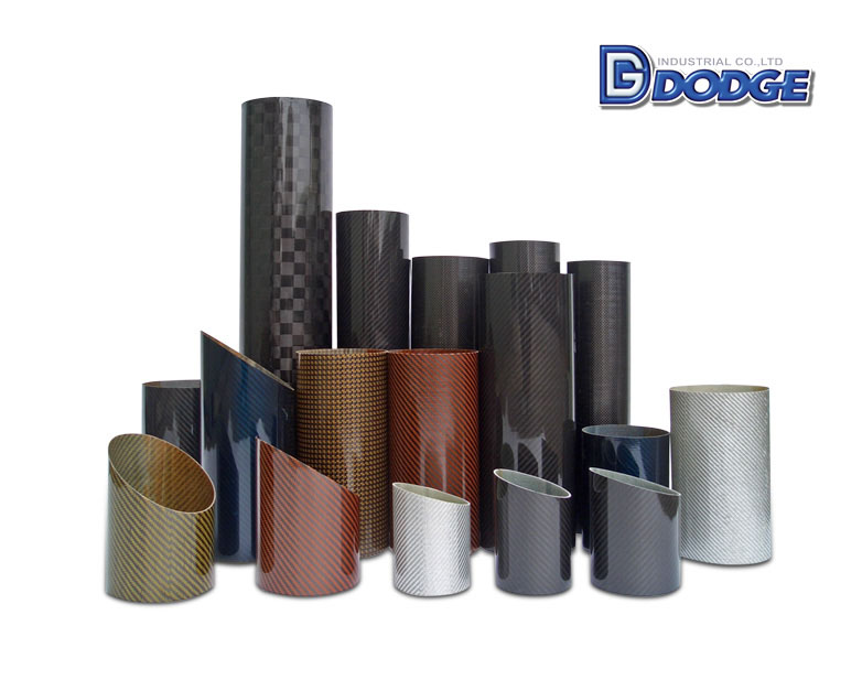 各式玻璃纖維 / 碳纖維圓管