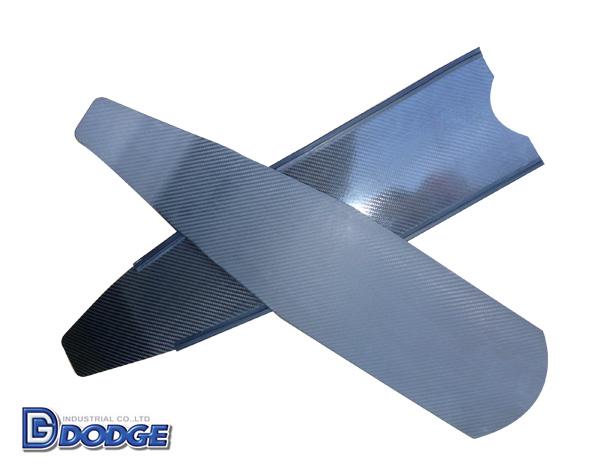 碳纖維蛙腳板 (Carbon Fin Blade)