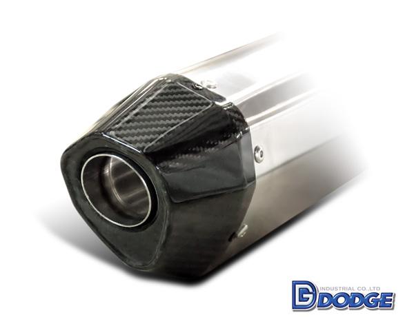 自動車およびオートバイ排気用カーボンスリーブ