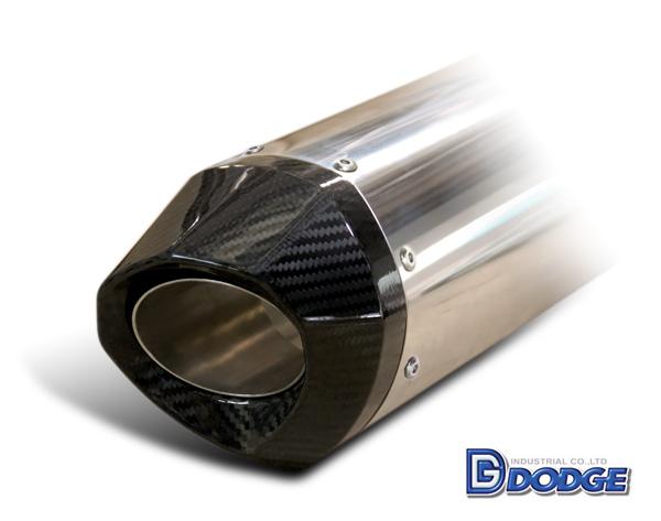 碳纖排氣管-尾蓋